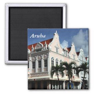 Aruba, Oranjestad, Caribbean Magnet
