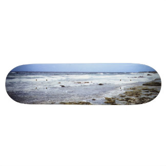 Aruba Rocky Ocean Skate Deck