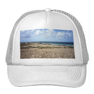 Aruba Rocky Ocean View Mesh Hat