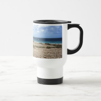 Aruba Rocky Ocean View Mugs