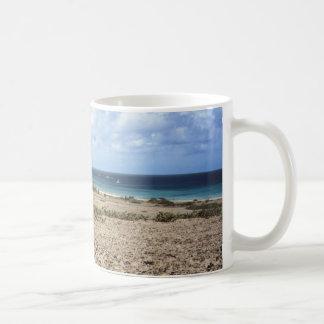 Aruba Rocky Ocean View Coffee Mug