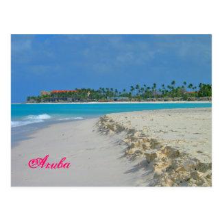 Aruba Sand & Surf Postcards