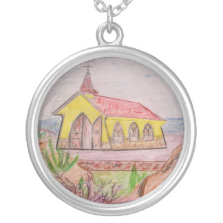 Aruba Silver Plated Necklace