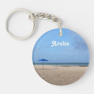 Aruba Solitude Key Ring