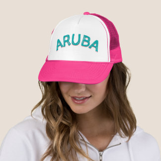 Aruba Trucker Hat