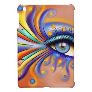 Arubissina V1 - fish eye iPad Mini Cover