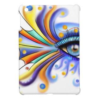 Arubissina V2 - fish eye iPad Mini Cover