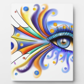 Arubissina V2 - fish eye Photo Plaques