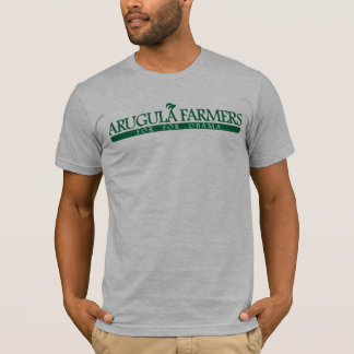 Arugula Farmers For For Obama T-Shirt