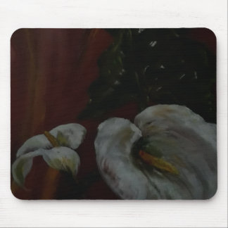 Arum Lilies 1 Mouse Pad
