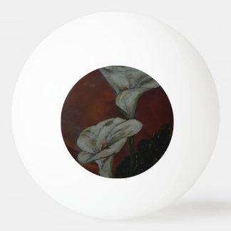 Arum Lilies 2 Table Tennis Ball
