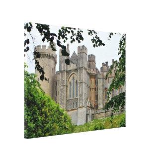 Arundel Castle, England Canvas Print