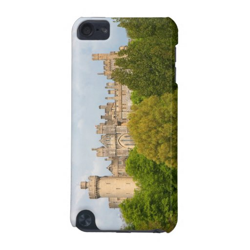 Arundel Castle historic photo ipod touch 4G case iPod Touch 5G Case