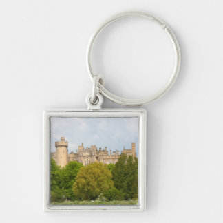 Arundel Castle historic photo keyring, keychain
