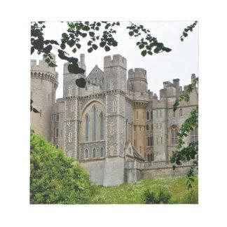Arundel Castle, West Sussex, England Notepad