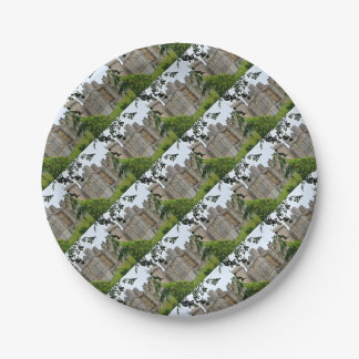 Arundel Castle, West Sussex, England Paper Plate