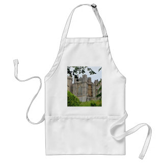 Arundel Castle, West Sussex, England Standard Apron