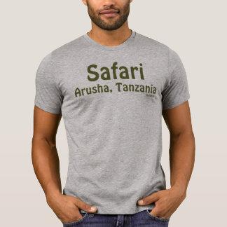 Arusha, Tanzania - Grey T Shirt
