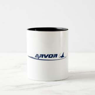 Arvor Boats Two-Tone Coffee Mug 2-Tone Mugs