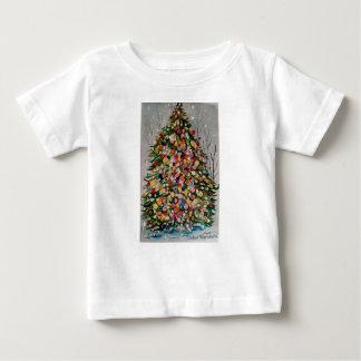 ARVORE DE NATAL BABY T-Shirt