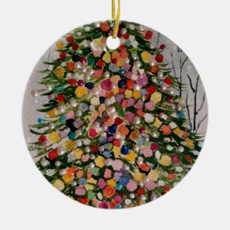 ARVORE DE NATAL CERAMIC ORNAMENT