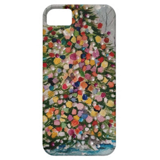 ARVORE DE NATAL iPhone 5 COVERS