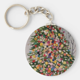ARVORE DE NATAL KEY RING