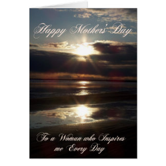 AS ABOVE, SO BELOW MOTHER'S DAY CARD