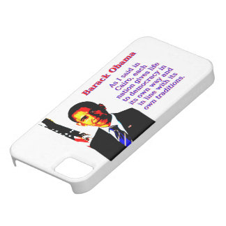 As I Said In Cairo - Barack Obama Barely There iPhone 5 Case