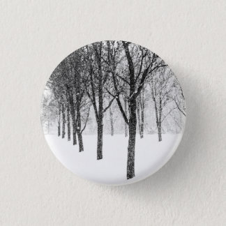 as I side with trees 3 Cm Round Badge