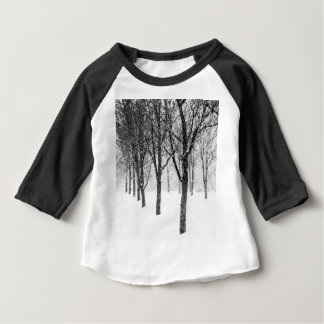 as I side with trees Baby T-Shirt
