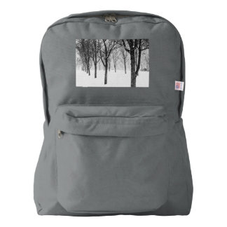 as I side with trees Backpack