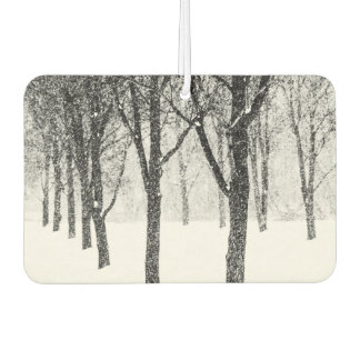 as I side with trees Car Air Freshener