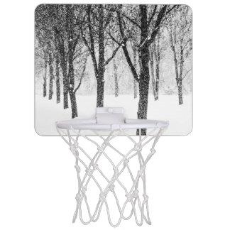 as I side with trees Mini Basketball Hoop
