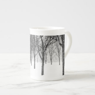 as I side with trees Tea Cup