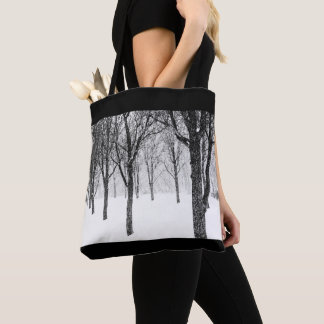 as I side with trees Tote Bag