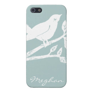 AS iPhone4 Case Blue Bird iPhone 5 Cases