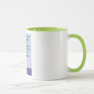"""""""As is"""" cat mug for cat lovers"""