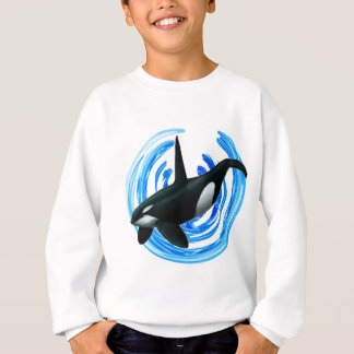 AS IT DESCENDS SWEATSHIRT