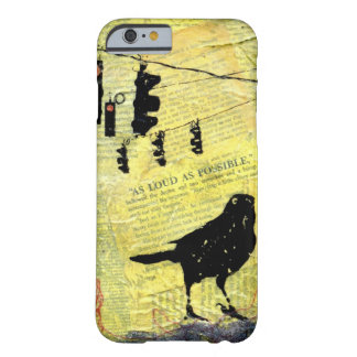 AS LOUD AS POSSIBLE BARELY THERE iPhone 6 CASE