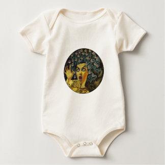 AS MEDUSA IS BABY BODYSUIT