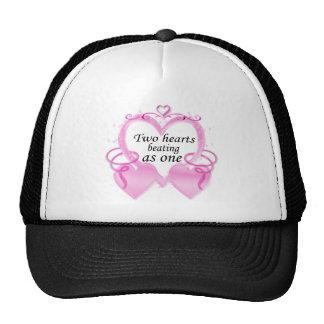 as one trucker hats