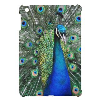 As Proud as a Peacock iPad Mini Covers