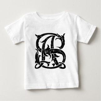 AS-SA Monogram Baby T-Shirt