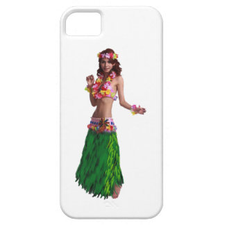AS SHE MOVES BARELY THERE iPhone 5 CASE
