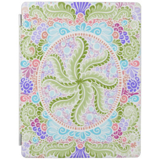 As Spring blooms , Kawaii, spring, flowers iPad Cover