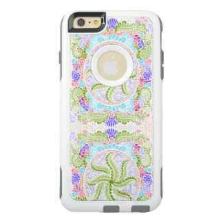As Spring blooms , Kawaii, spring, flowers OtterBox iPhone 6/6s Plus Case