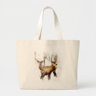 as the cold winds blow large tote bag