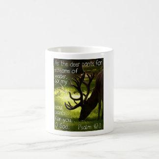 As the Deer Mug