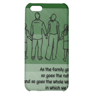 As the family goes ... Pope John Paul II iPhone 5C Case